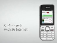 Промо видео Nokia C2-01