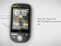 Промо видео HTC Tattoo