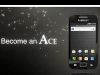 Промо видео Samsung Galaxy Ace GT-S5830