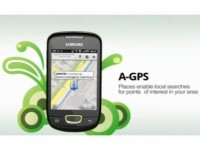Промо видео Samsung Galaxy Mini S5570