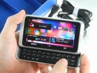 Видео обзор Nokia E7