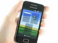 Видео обзор Samsung S5830 Galaxy Ace