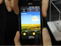 Видео обзор LG Optimus Black