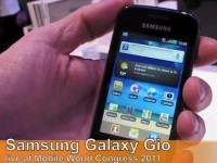 Видео обзор Samsung Galaxy Gio