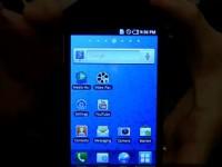 Видео обзор Samsung Infuse 4G