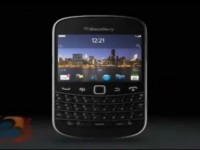 Промо видео BlackBerry Bold Touch 9930