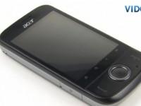 Видео обзор Acer beTouch E110