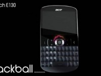 Промо видео Acer beTouch E130