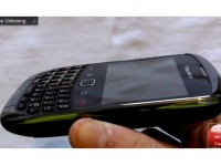 Видео обзор BlackBerry Curve 9300
