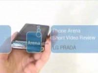 Видео обзор LG Prada от PhoneArena.com