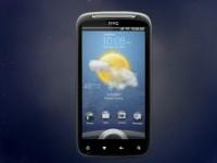 Промо видео HTC Sensation