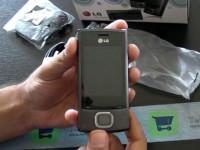 Видео обзор LG GD550