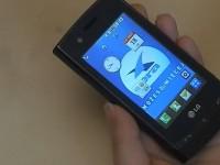Видео обзор LG GT500