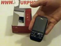 Видео обзор LG GU280 Popcorn