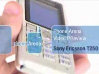 Видео обзор Sony Ericsson T250i от PhoneArena.com