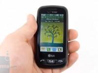 Видео обзор LG VN270 Cosmos Touch