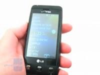 Видео обзор LG VS750 Fathom