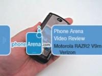 Видео обзор Motorola RAZR2 V9m от PhoneArena.com