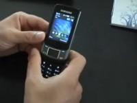 Видео обзор Samsung C5510