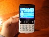 Видео обзор Samsung C6620