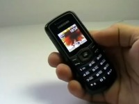 Видео обзор Samsung E1081