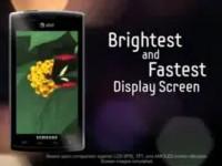 Промо видео Samsung i897 Captivate