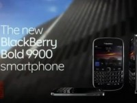 Промо видео BlackBerry Bold Touch 9900