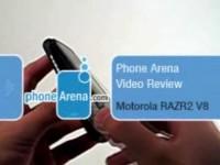Видео обзор Motorola RAZR2 V8 от PhoneArena.com