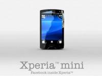 Промо видео Sony Ericsson XPERIA mini