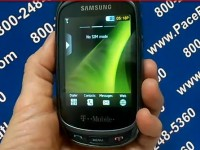 Превью видео Samsung SGH-T669 Gravity T