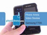 Видео обзор Samsung F700 от PhoneArena.com