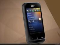 Промо видео Acer neoTouch P300