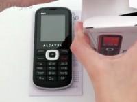 Превью видео Alcatel One Touch 506