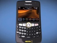 Промо видео BlackBerry 8350i