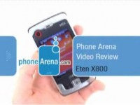 Видео обзор Eten X800 от PhoneArena.com