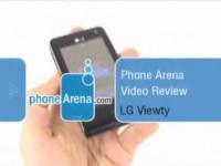 Видео обзор LG Viewty от PhoneArena.com