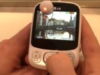 Видео обзор LG C320 InTouch Lady