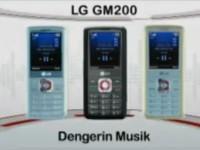 Рекламный ролик LG GM200