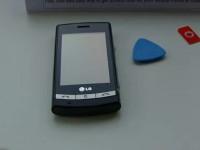 Видео обзор LG GT405