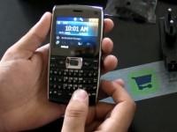Видео обзор LG GW550