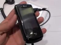 Видео обзор LG KT770