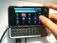 Видео обзор LG Optimus Q
