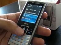 Видео обзор LG S310
