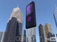 Демо-видео Sony Ericsson W350i