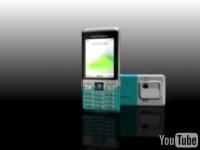 Демо-видео Sony Ericsson C702