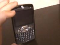 Видео обзор Motorola MOTO Q 9c