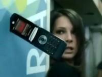 Рекламный ролик Motorola RAZR2 V9