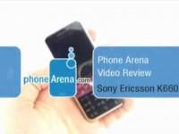 Видео обзор Sony Ericsson K660 от PhoneArena.com