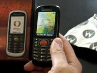 Видео обзор Motorola VE538