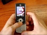 Видео обзор Motorola VE66